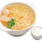 kuriny-sup